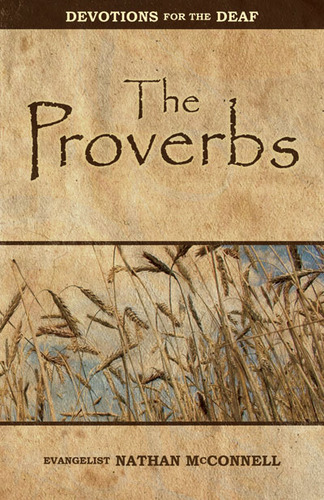 Devotions for the Deaf - Proverbs