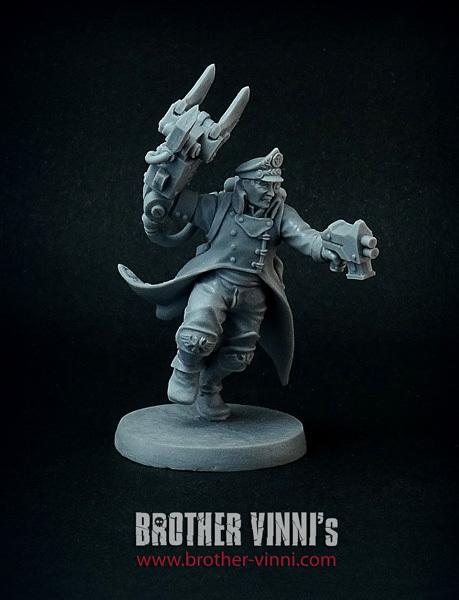 28mm miniatues by brother vinni