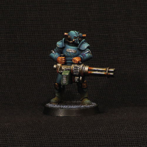 PostApoc Power-armour