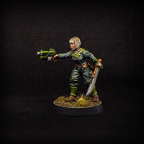 Female Sergeant