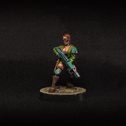 Female Corporal