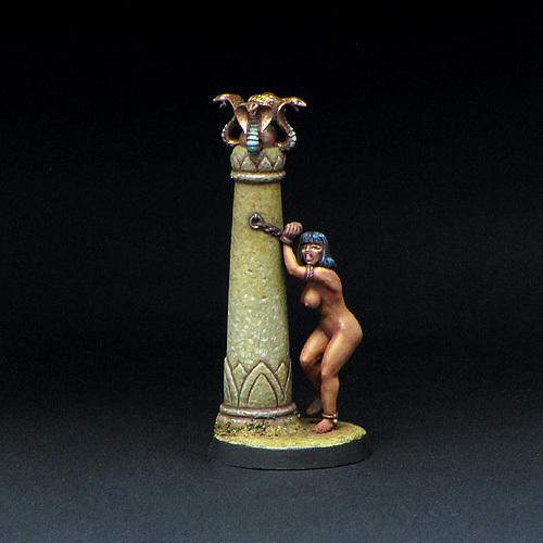 Egyptian Column