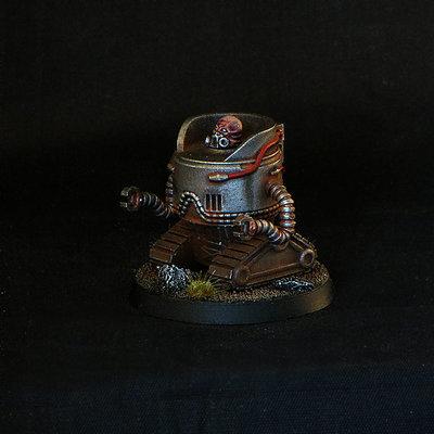 Crawler Cyborg