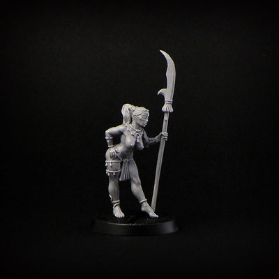 Elven Guard Girl