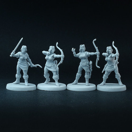 Slavic Archers