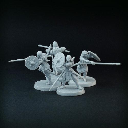 Spear Ladies