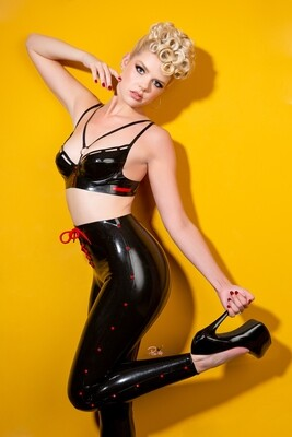 Rachel Frances Latex set