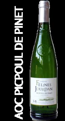 Domaine Félines Jourdan - Picpoul de Pinet