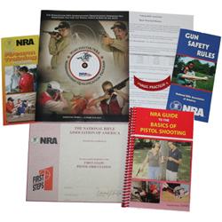 PLDS-150: NRA FIRST-Steps Pistol Orientation