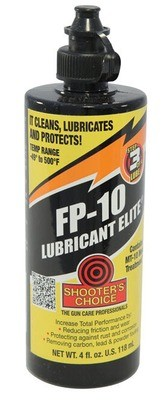 Shooter's Choice FP-10 Lubricant Elite, 4 oz. w/ Applicator Spout