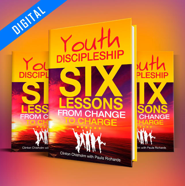 Youth Discipleship - Six Lessons from Change to Charge - Digital pdf BKD03