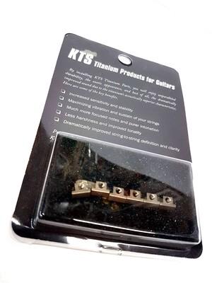 KTS Titanium Japanese ABR-1 style Tune-O-Matic Bridge