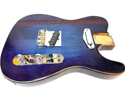 Captain Chevron Fully Loaded Tele Body Antiquities