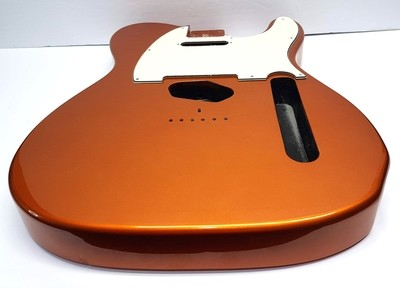 Candy Apple Orange Replacement Alder Body for Telecaster®