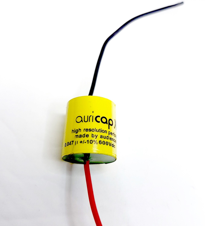 Premium .047 MFD Auricap XO Capacitor