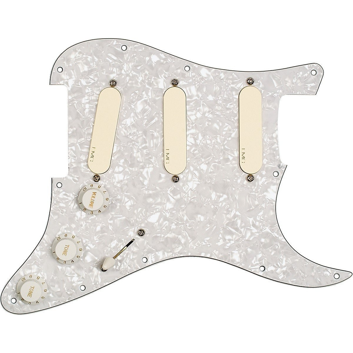 EMG DG20 David Gilmour ( your choice Pickguard )