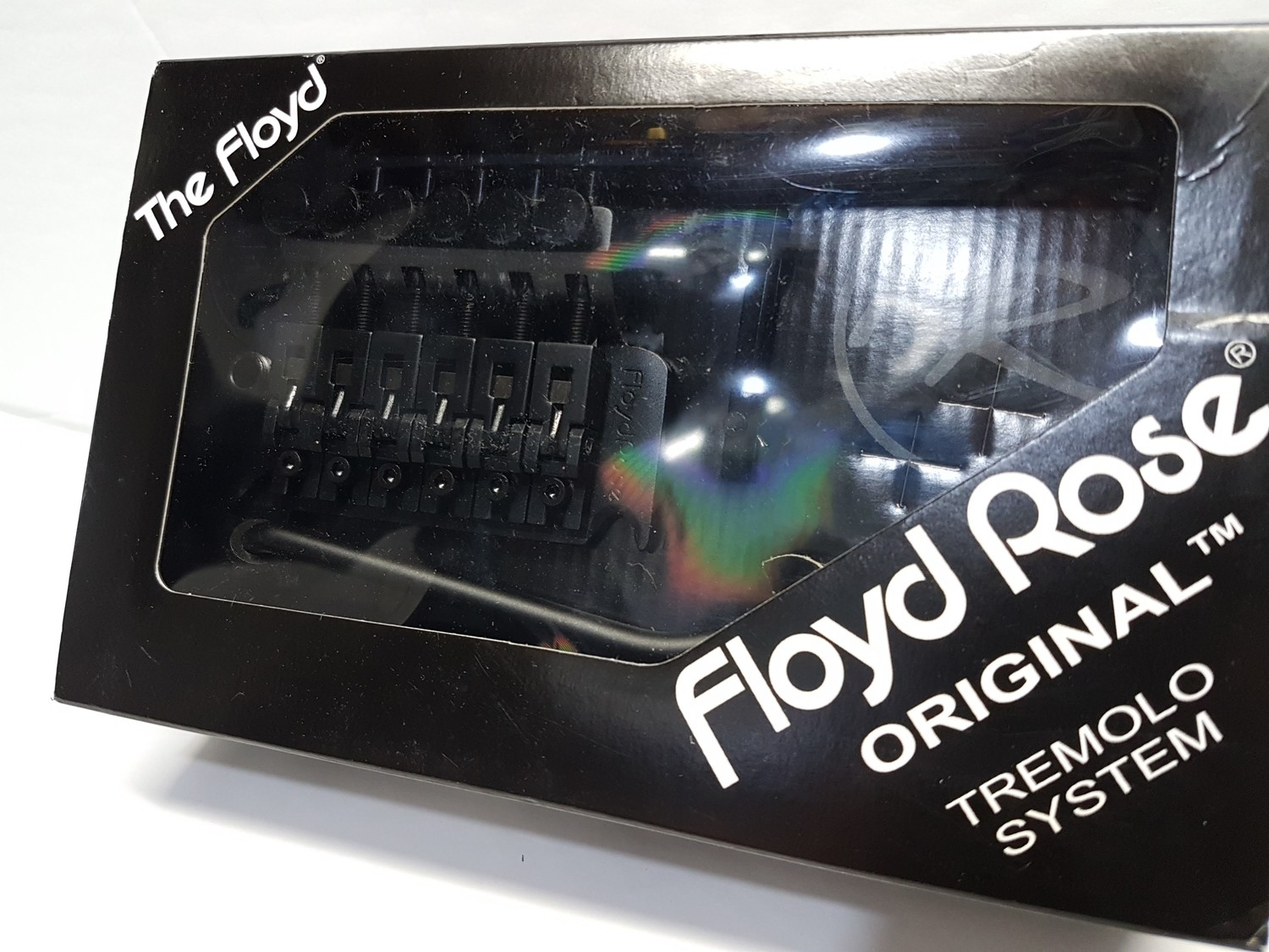 Floyd Rose Original Tremolo System R2,R3 - Satin Black