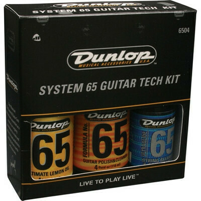 Dunlop System 65 Guitar Tech Kit
