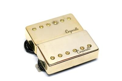 Carparelli Humbucker Gold-slightly used