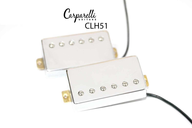 Carparelli Chrome CLH51 Alnico 5 SET