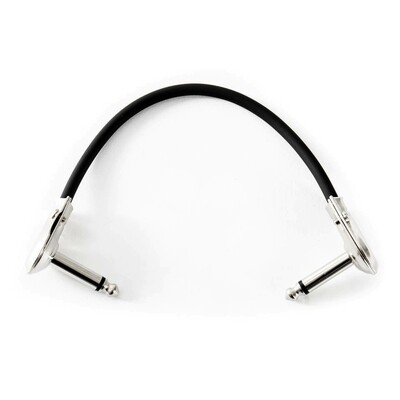 Brio Right Angle Pancake Patch Cables 15cm (6 inch)