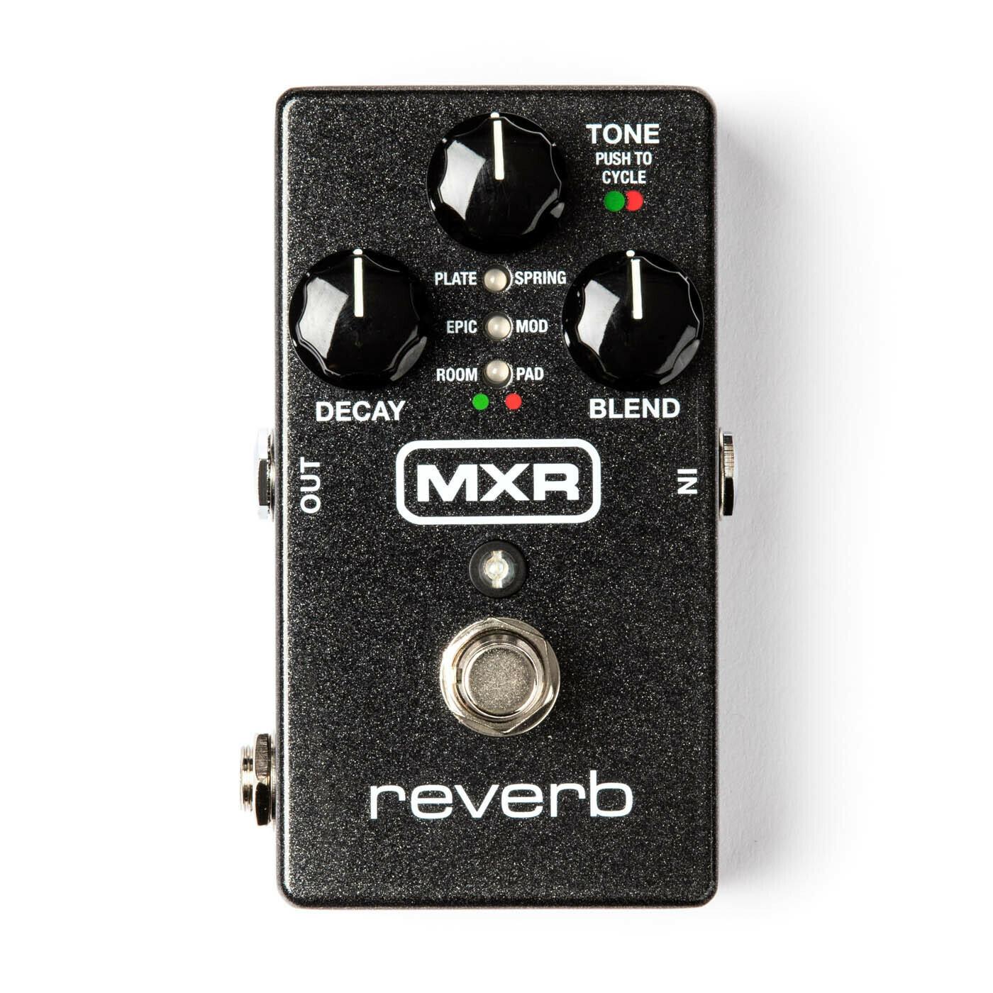 Dunlop MXR® Reverb Effect Pedal