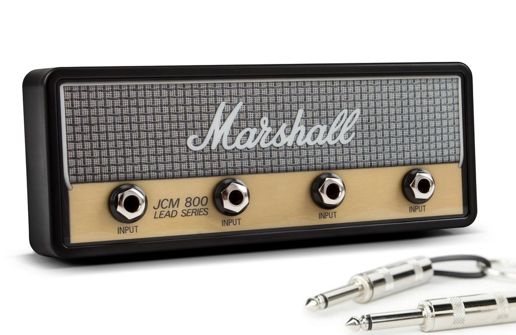 "Official licensed Marshall ""JCM800 CHEQUERED"" Amplification"