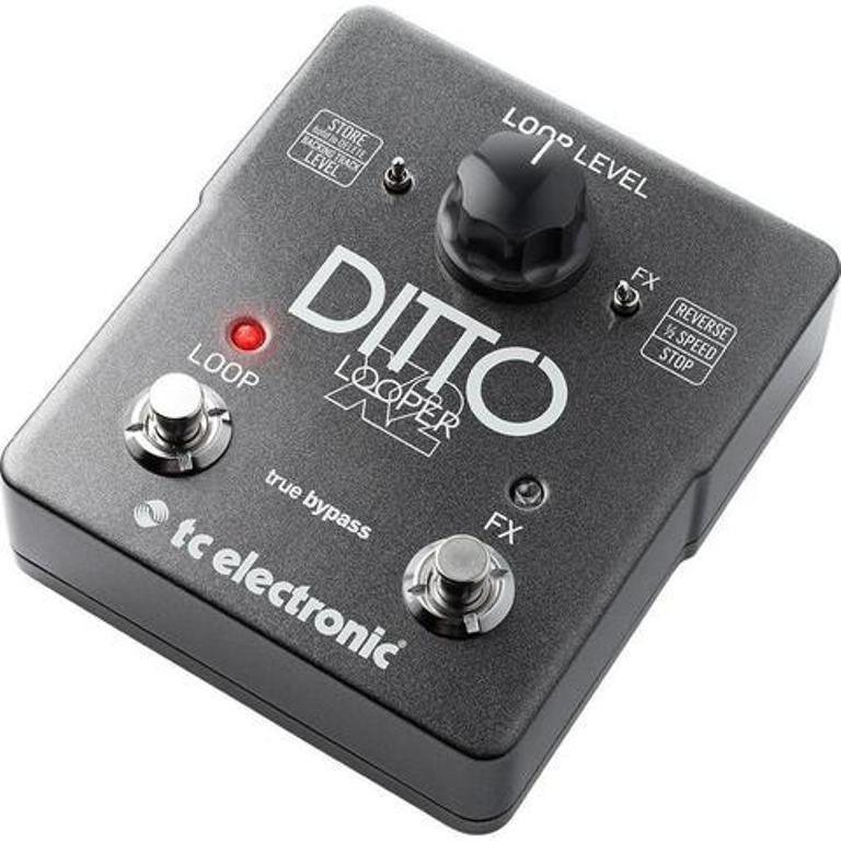 Ditto Looper X2 Tc Electronics