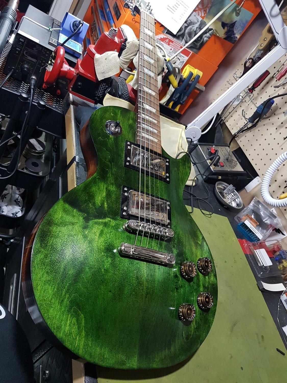 Carparelli Emerald Green