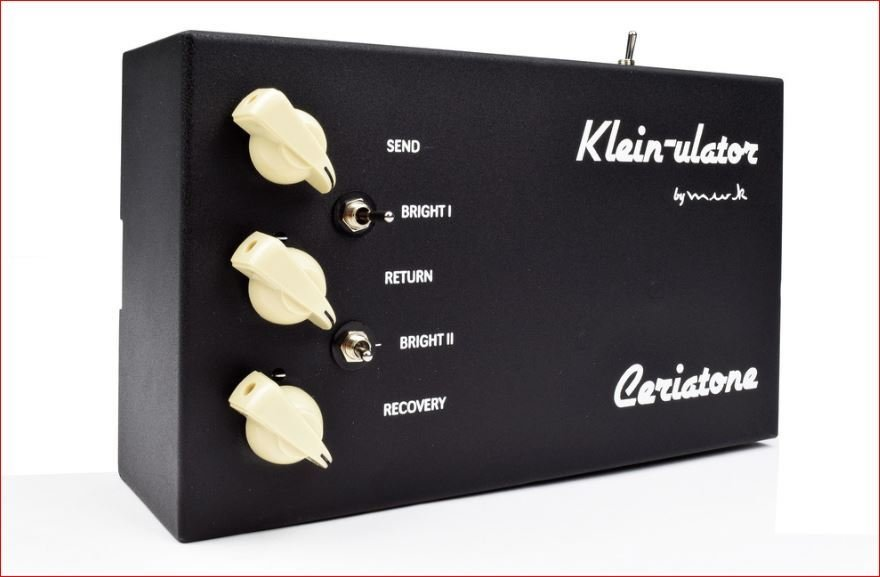 Klein-Ulator Ceriatone Effects Loop Buffer