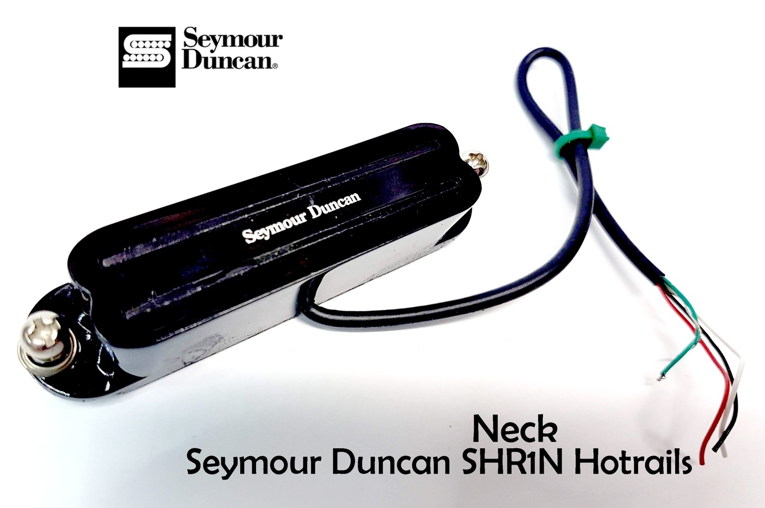 Seymour Hot Rails Strat Neck SHR-1N