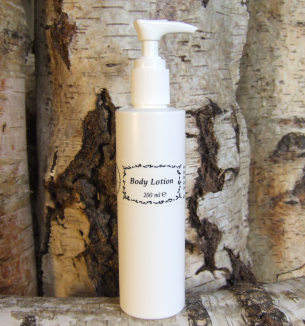 LIMITED EDITION Body Lotion with Geranium 200ml 00044