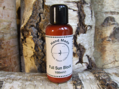 Full Sun Block factor 50 200ml