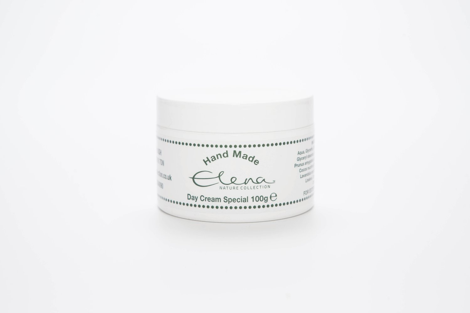 Day Cream Special with soothing lavender 100g