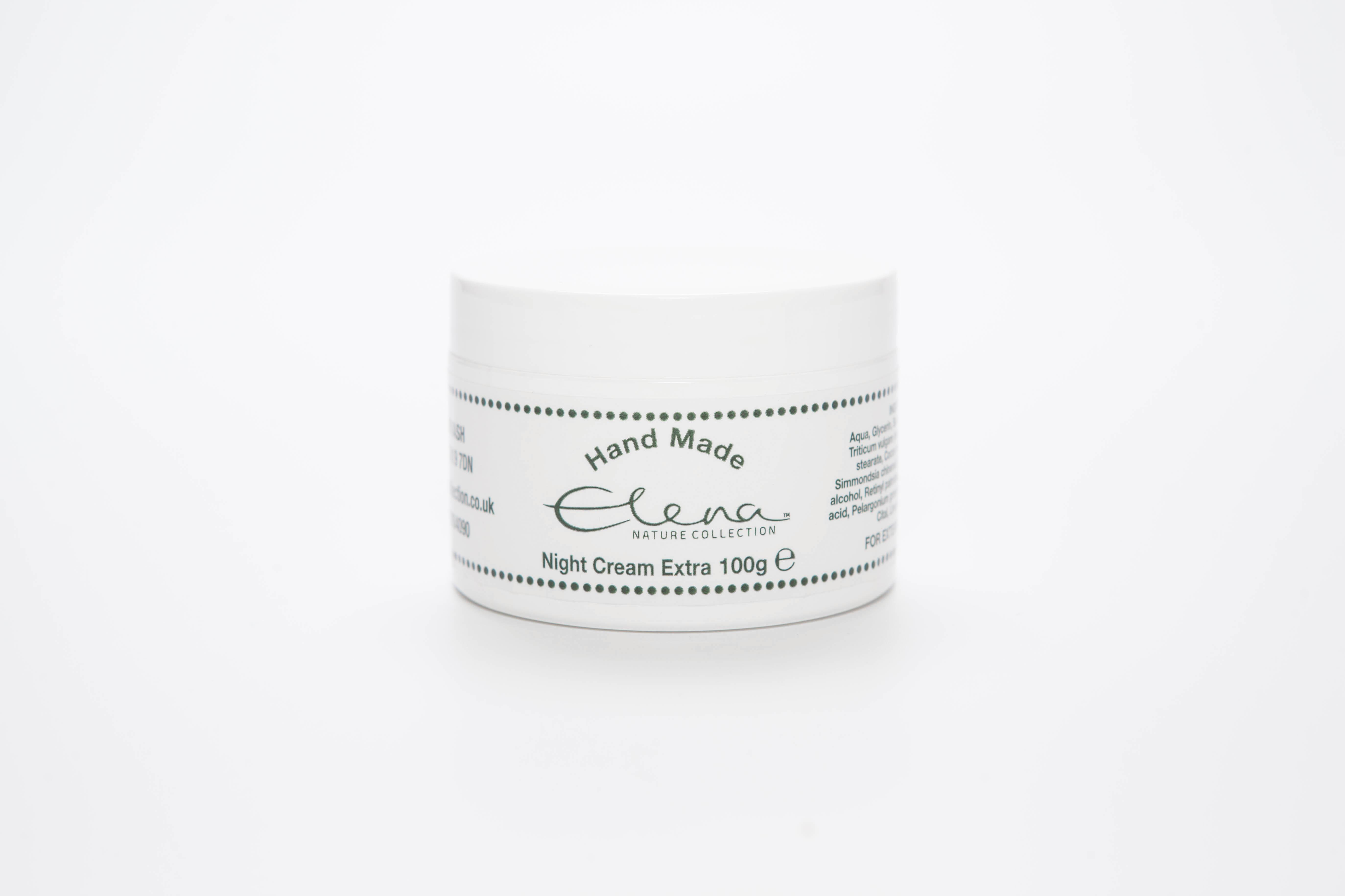 Night Cream Extra 100g 00008