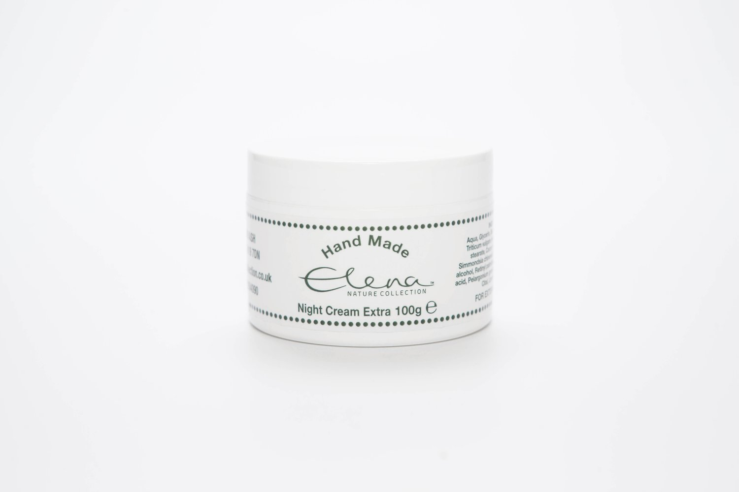 Night Cream Extra 100g