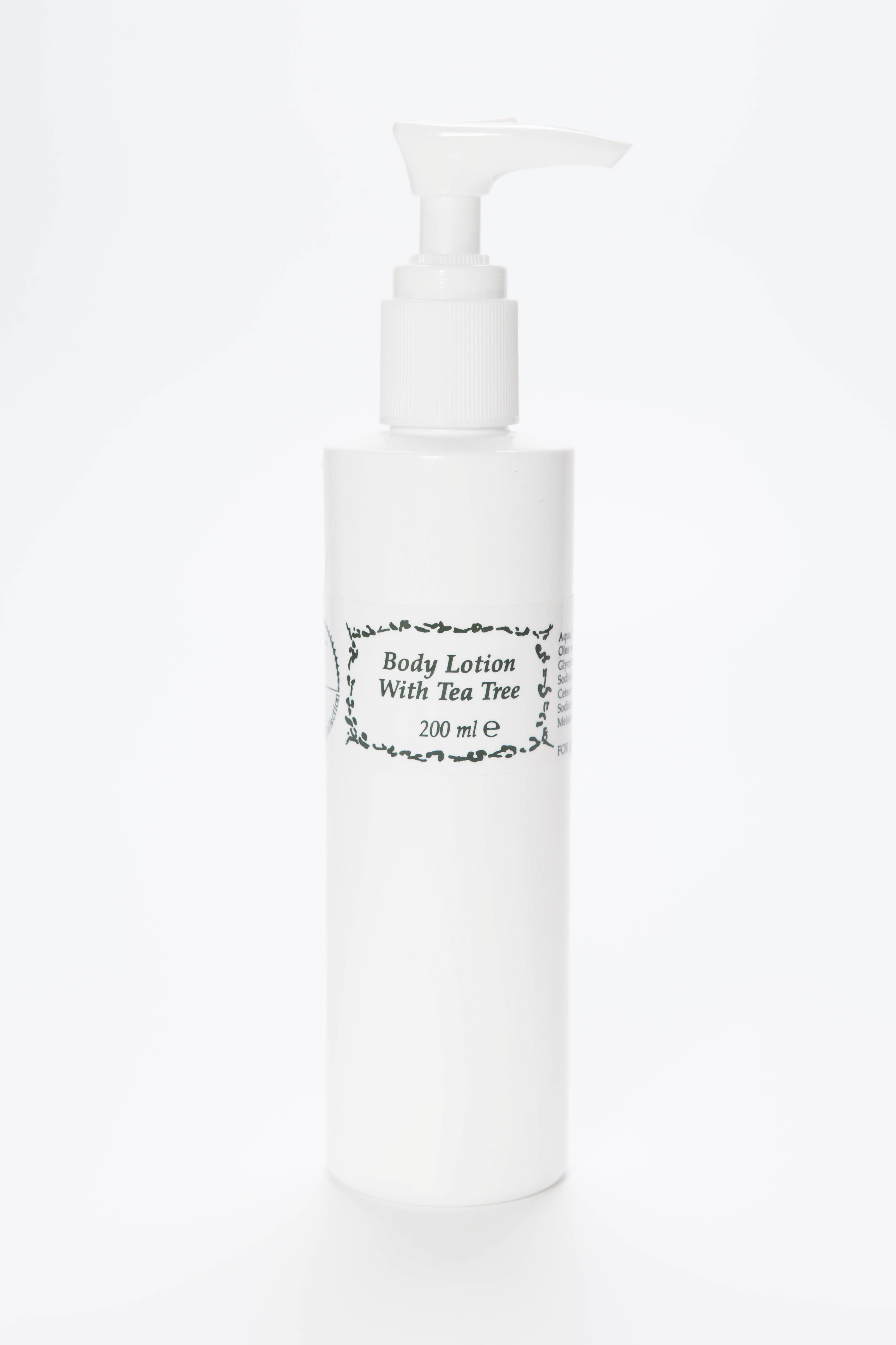 Body Lotion with Tea Tree 250ml 00016