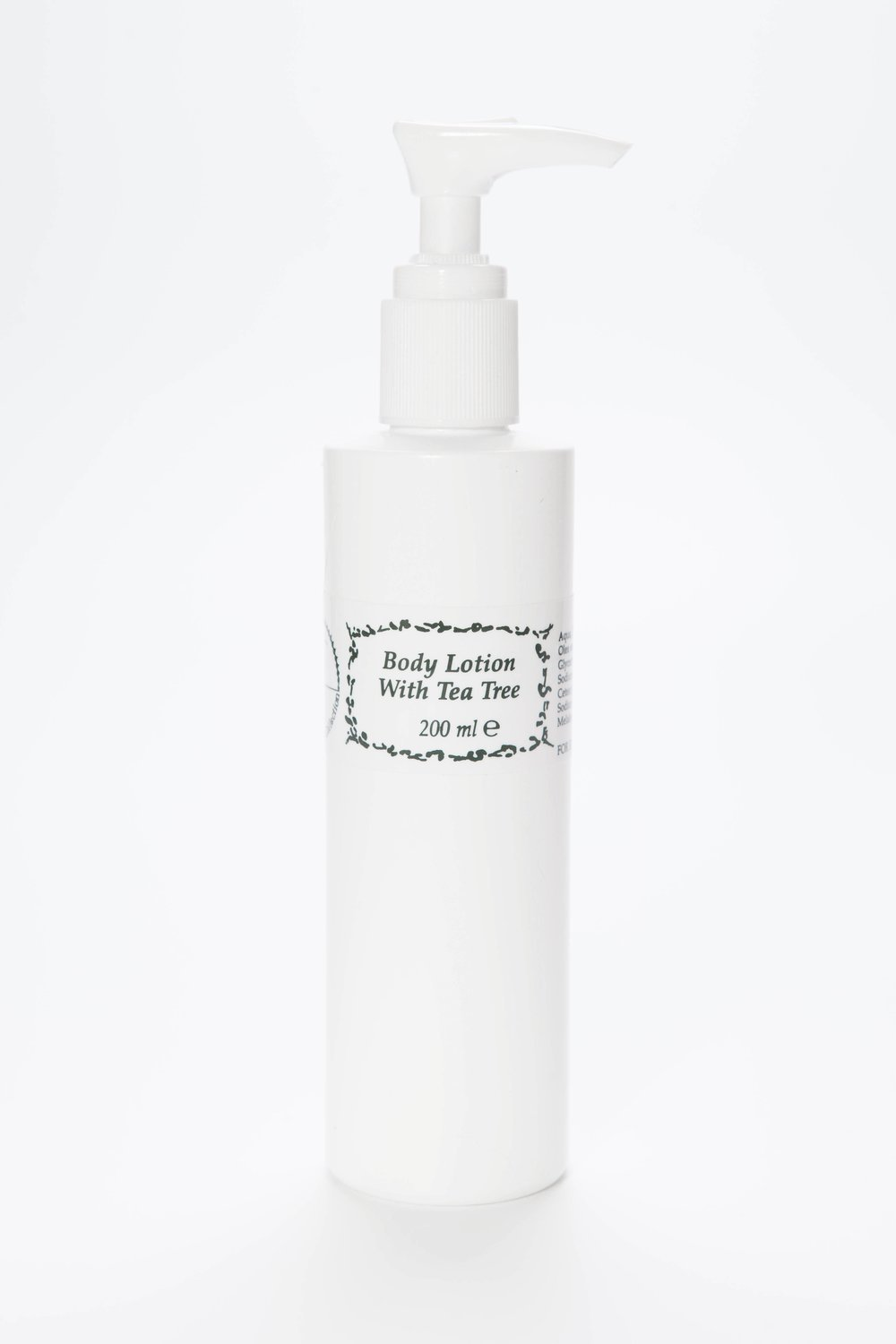 Body Lotion with Tea Tree 200ml