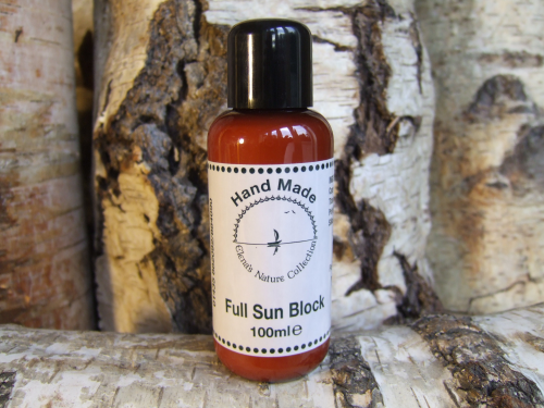 Full Sun Block factor 50 100ml