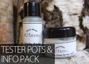 Tester pots + Free GP Information Pack 00026