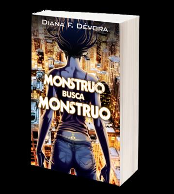 Monstruo Busca Monstruo + ebook