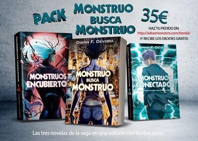 Pack oferta MBM