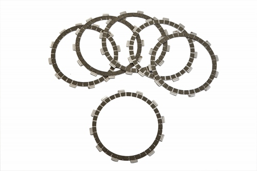 Clutch Disc Set (Friction Discs Only) - Beta - Surflex - 6 Pieces