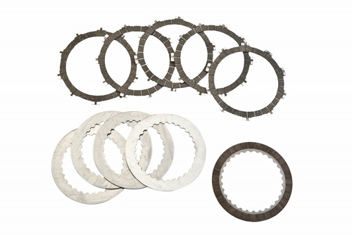 Clutch Disc Set (Friction & Steel) - Beta - Surflex - 10 Pieces