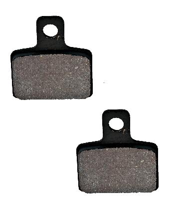 Galfer Brake Pads - Rear - (Semi Metalic)