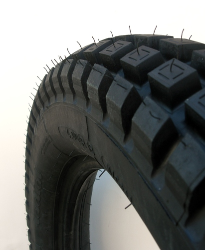 Tire, Rear, Michelin - 120/100-18 X-LITE Tire (Tubeless)