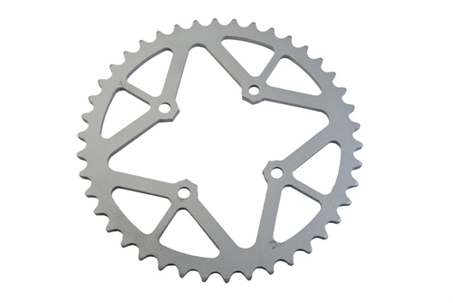 Rear Sprocket - 42 Teeth - Beta Rev, Tr34, Sherco, Gas Gas (Steel)