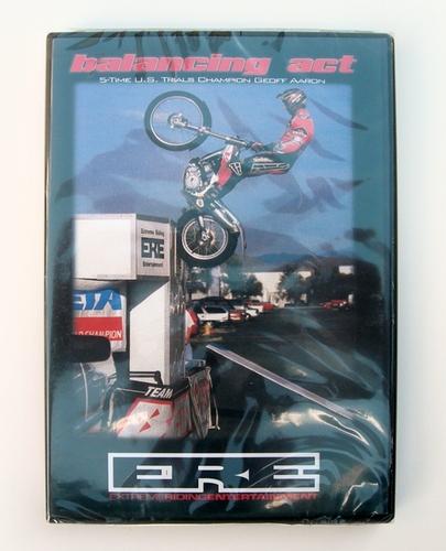 Balancing Act 1 - Geoff Aaron (DVD)