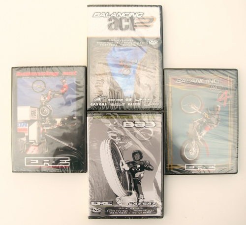 Balancing Act Collection - DVD's 1 to 4