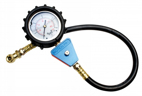Motion Pro Tire Pressure Gauge (0-15psi)